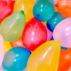 Nauka angielskiego online - Angielski Słówka - Blog o języku angielskim - Colourful balloons