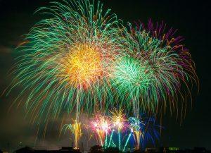 Nauka angielskiego online - Angielski Słówka - Blog o języku angielskim - Fireworks show
