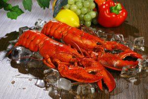 Nauka angielskiego online - Lobster