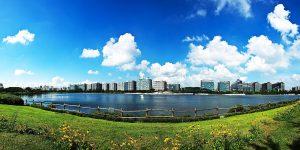 Nauka angielskiego online - Angielski Słówka - Blog o języku angielskim - Man-made lake