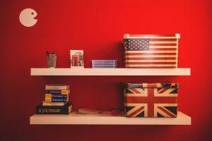 Nauka angielskiego online - Angielski Słówka - Blog o języku angielskim - Shelf