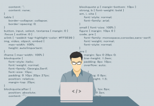 Nauka angielskiego online - Software designer