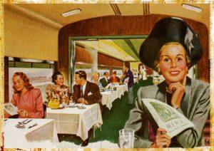 Nauka angielskiego online - Angielski Słówka - Blog o języku angielskim - Dining car